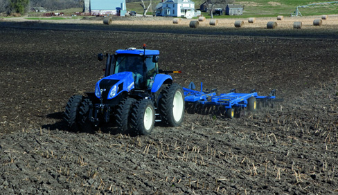 New Holland Genesis T8 380 Tractors for sale at Maple Valley