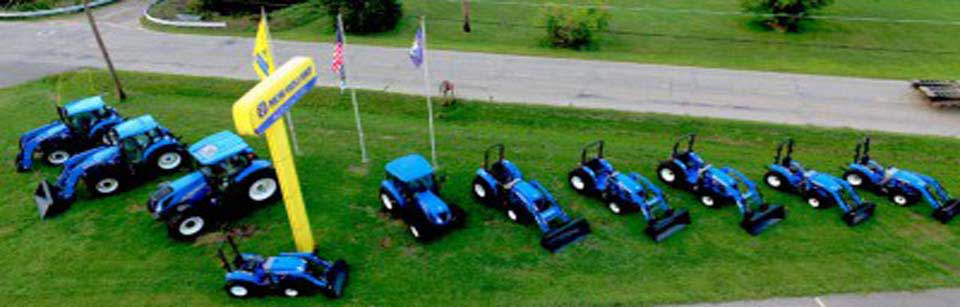 New Holland Compacts